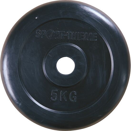 Sport-Thieme Rubber-Coated Weight Disc 5 kg