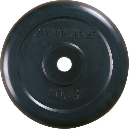 Sport-Thieme Rubber-Coated Weight Disc 10 kg