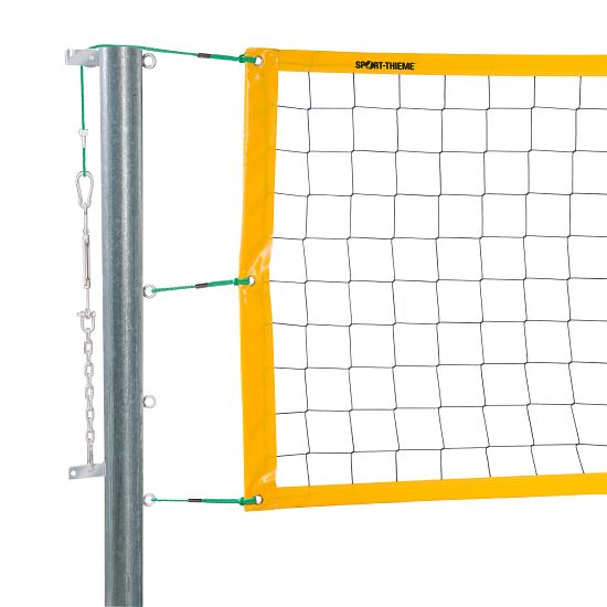 "Sport-Thieme® ""Safe"" Beach Volleyball Posts To be cemented into the ground"