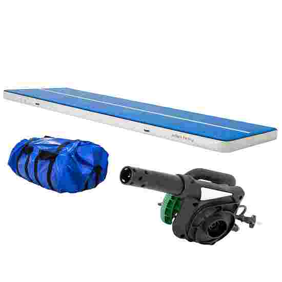 """Sport-Thieme """"School 20"""" by AirTrack Factory AirTrack With hand-held inflator and adapter, 10x2x0.2 m"""