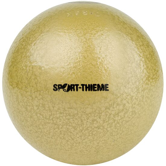 "Sport-Thieme ""School"" Training Shot Put 7.26 kg, yellow, ø 126 mm"