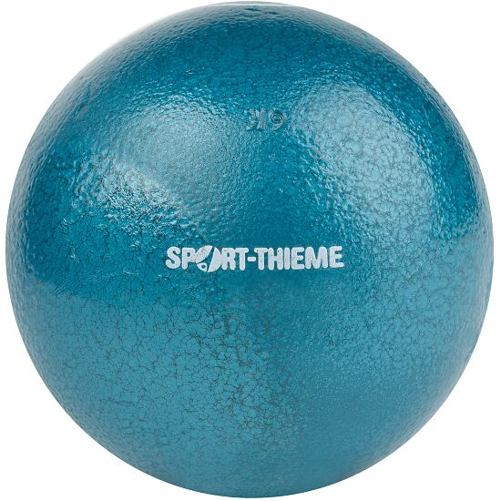 "Sport-Thieme ""School"" Training Shot Put 6 kg, blue, ø 119 mm"