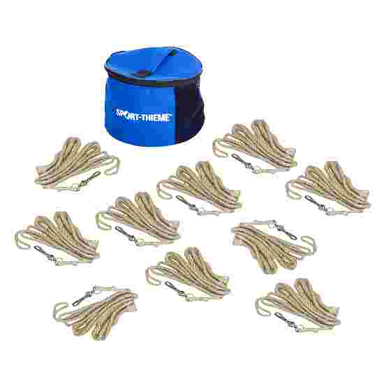 """Sport-Thieme """"Skipping Rope"""" Set for Schools and Clubs 5 m"""