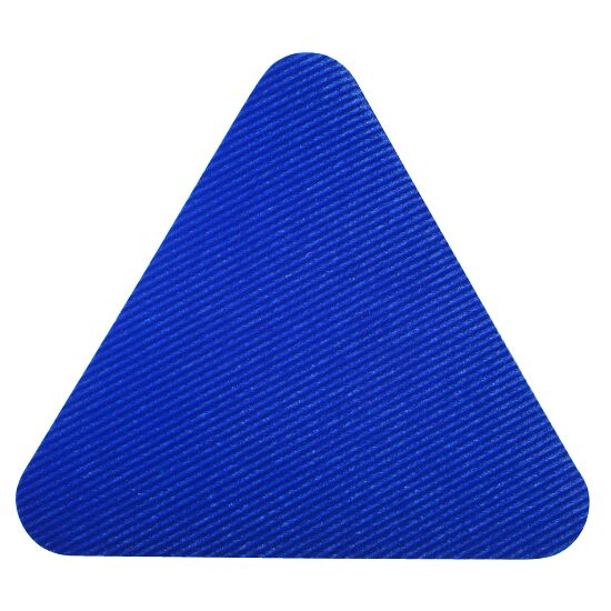 Sport-Thieme® Sports Tile Blue, Triangle, edge length 30 cm