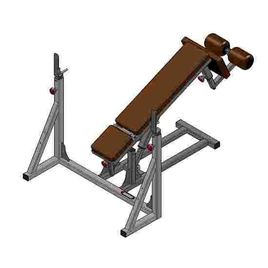 "Sport-Thieme ""SQ"" Decline Bench"