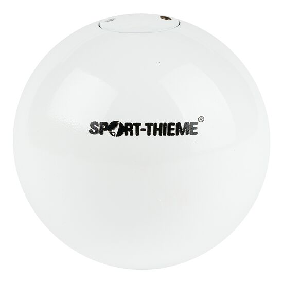 "Sport-Thieme ""Steel"" Competition Shot Put 3 kg, white, ø 97 mm"