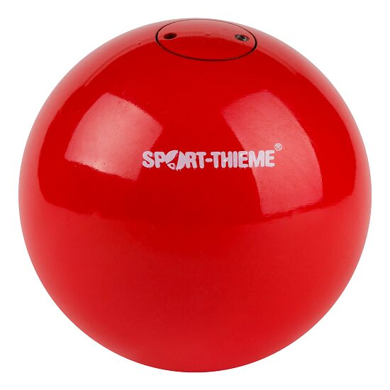 "Sport-Thieme ""Steel"" Competition Shot Put 5 kg, red, ø 110 mm"