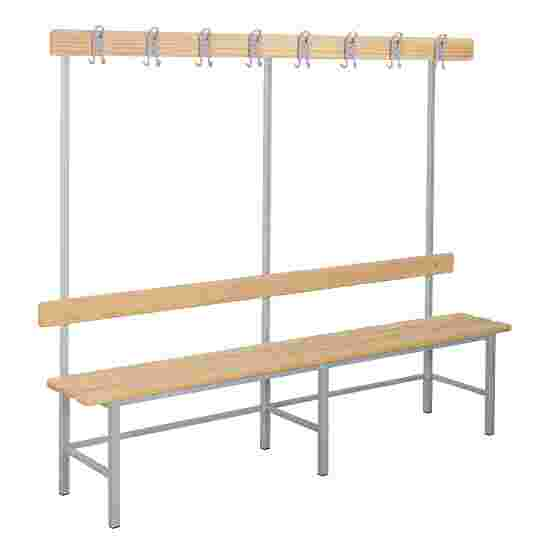 "Sport-Thieme ""Style B"" Changing Room Bench Without shoe shelf"