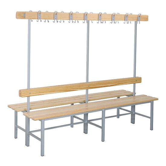 "Sport-Thieme ""Style C"" Changing Room Bench Without shoe shelf"