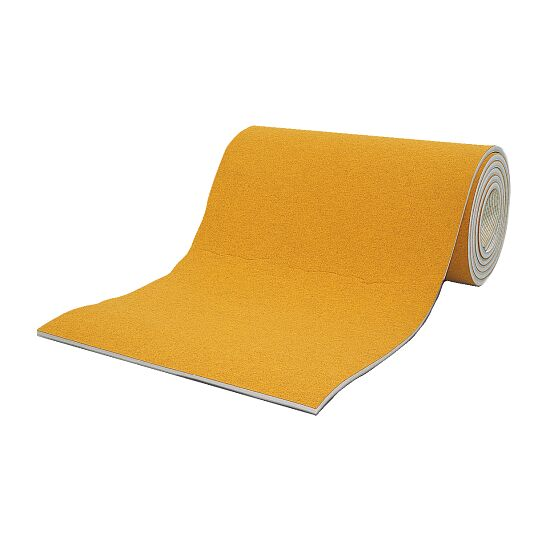 "Sport-Thieme® ""Super"" Gymnastics Mats and Floor Mats by the Metre 25 mm, Width 200 cm, amber-coloured"