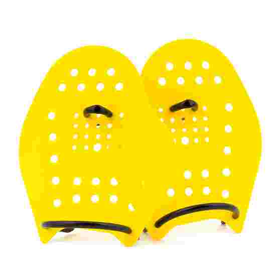 Sport-Thieme Swim-Power Paddles Size M, 21x18 cm, yellow