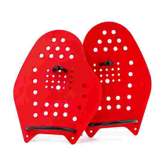 Sport-Thieme Swim-Power Paddles Size L, 23x19 cm, red