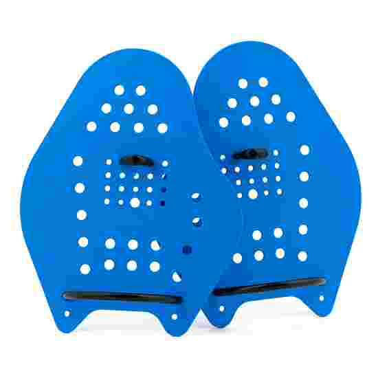 Sport-Thieme Swim-Power Paddles Size XL, 24x20 cm, blue