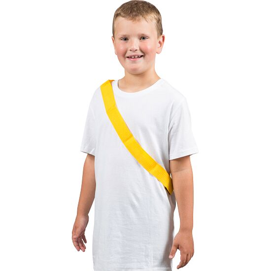 Sport-Thieme Team Sashes Children, L: 55 (110) cm, Yellow