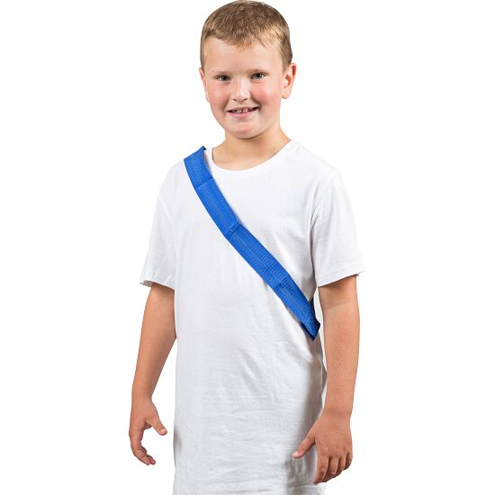 Sport-Thieme Team Sashes Children, L: 55 (110) cm, Blue