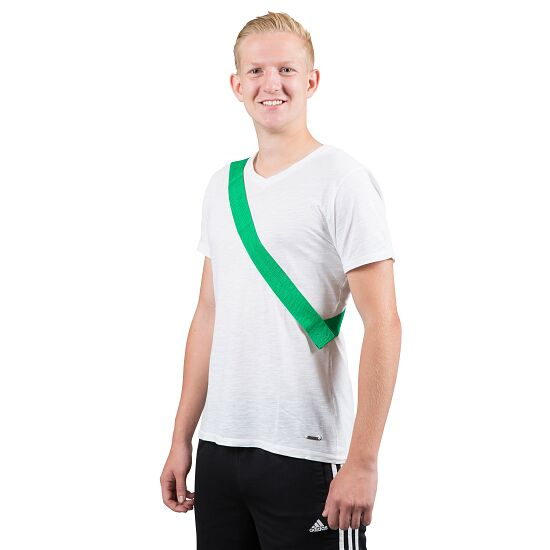 Sport-Thieme Team Sashes Adults, L: 65 (130) cm, Green