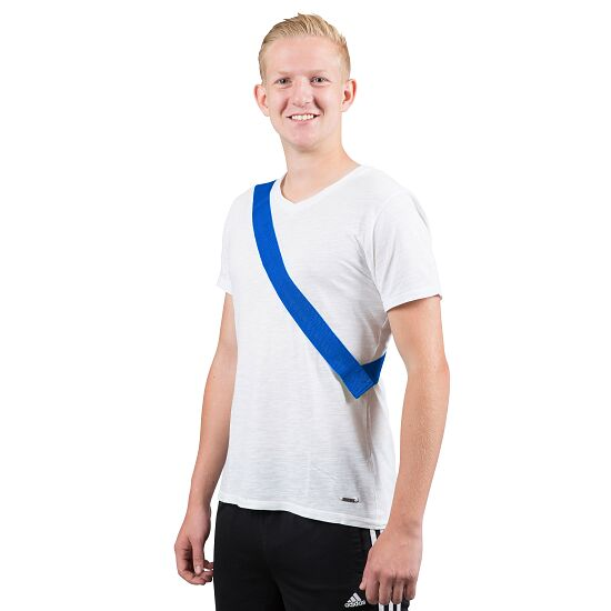Sport-Thieme Team Sashes Adults, L: 65 (130) cm, Blue