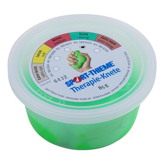 Sport-Thieme® Therapy Dough, Small Pot Green