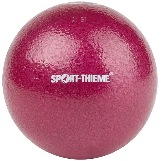 Sport-Thieme® Training Shot Put 5 kg, red, ø 109 mm