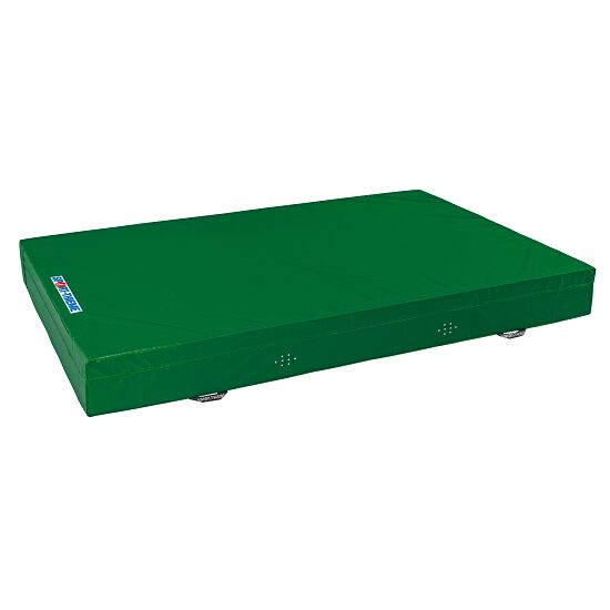 Sport-Thieme Type 7 Soft Mat Green, 200x150x30 cm