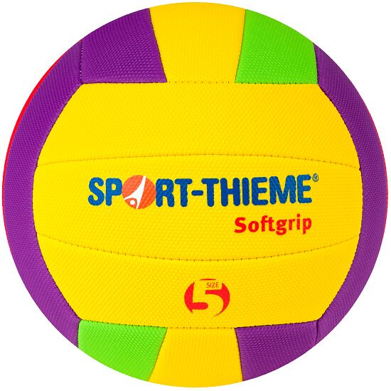 "Sport-Thieme® Volleyball  ""Softgrip"" Size 5, 420 g"