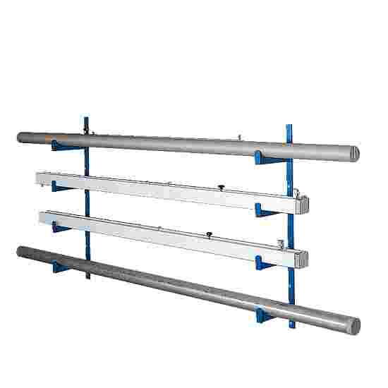 Sport-Thieme Wall Storage Unit With 4 brackets