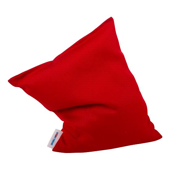 Sport-Thieme Washable Beanbags Beanbags 120 g, approx. 15x10 cm, Red