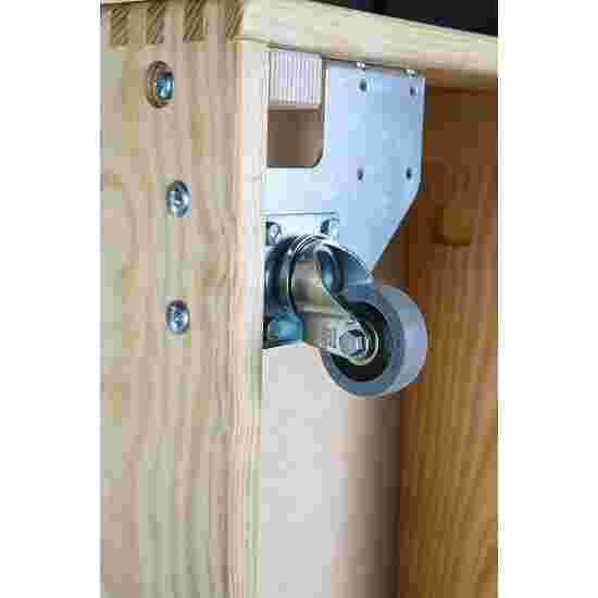 Sport-Thieme Wheel Kit for Vaulting Box Top Section