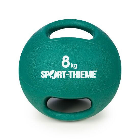 Sport-Thieme with Handle Medicine Ball 8 kg, green