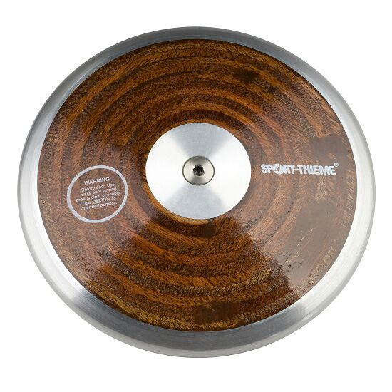 "Sport-Thieme ""Wood"" Competition Discus 1.5 kg"