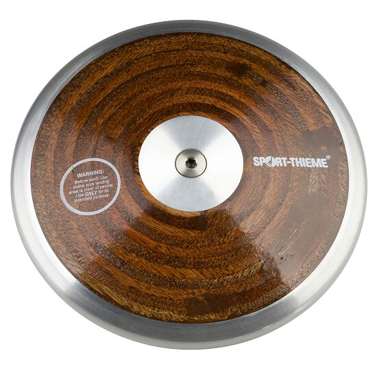 "Sport-Thieme® ""Wood"" Competition Discus 1.75 kg"