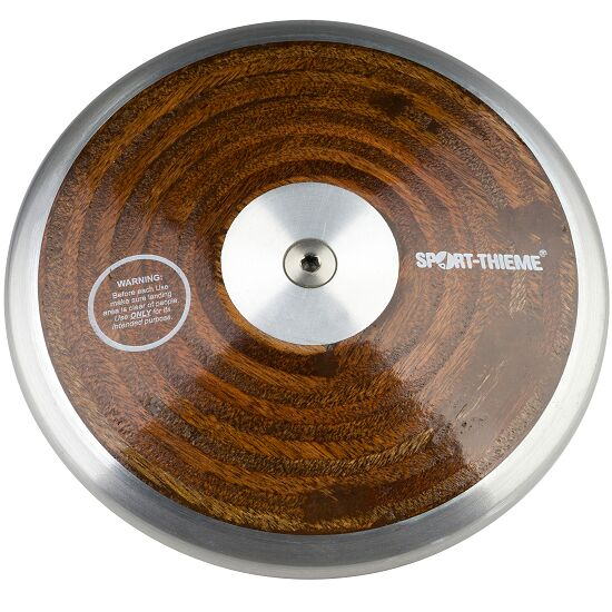 "Sport-Thieme® ""Wood"" Competition Discus 2 kg"