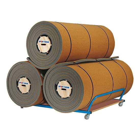 Sport-Thieme® Wooden Mat Roller 2 m long