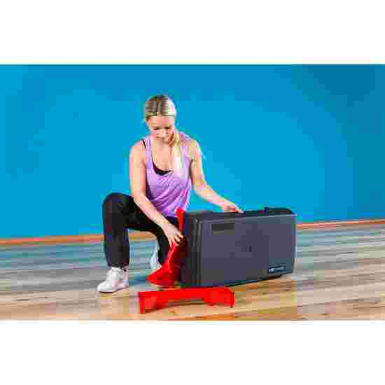 """Sport-Thieme """"Workout"""" Aerobic Step With height-increasing base"""