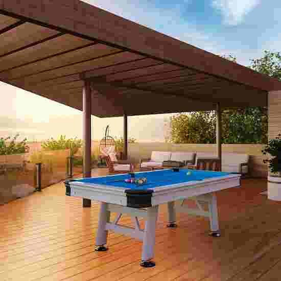"Sportime ""Garden Outdoor Aluminium"" Pool Table Pool Table 8 ft"