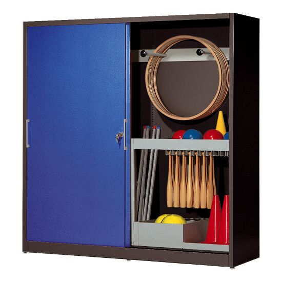 Sports Equipment Cabinet Hxwxd 195x200x60 Cm With Sheet