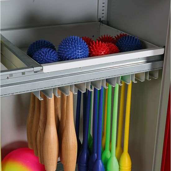 Storage Tray with Club Holder