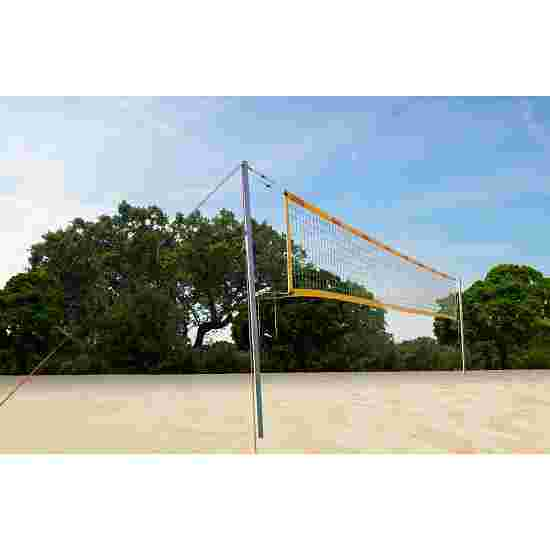 "SunVolley ""Plus"" Beach Volleyball Set Without court marking"