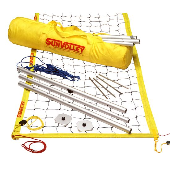 "SunVolley® ""Standard"" Beach Volleyball Set Without court marking"