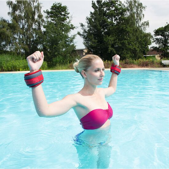 "Sveltus ""Aqua"" Weight Cuffs 0.5 kg each"