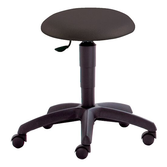 Swivel Stool Black