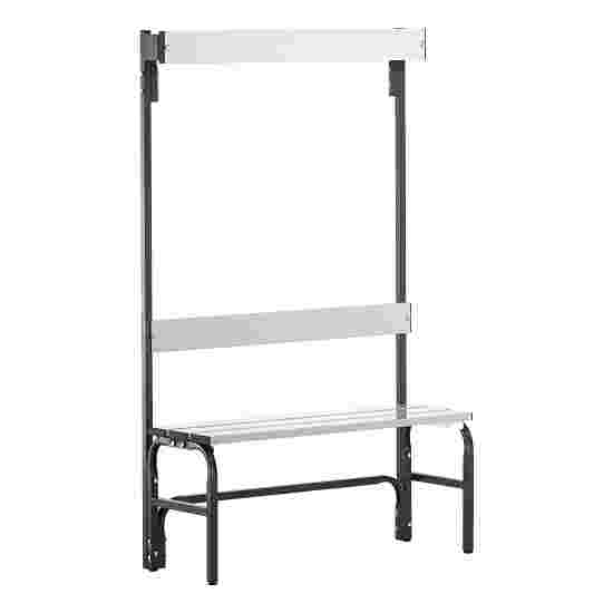 Sypro Wolf Damp Area Changing Benches with Backrest 1.01 m, Without shoe shelf