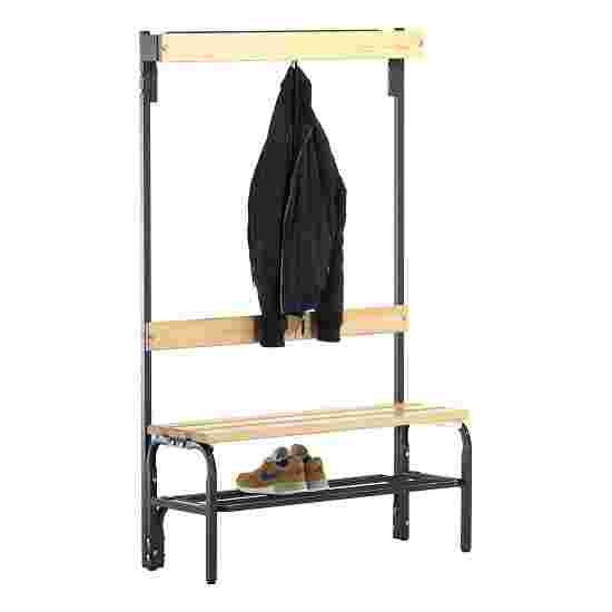 Sypro Wolf Dry Area Changing Bench with Backrest 1.01 m, With shoe shelf