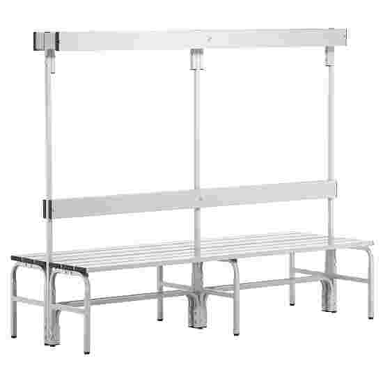 Sypro Wolf Wet Area Changing Benches with Double Backrest 1.50 m, Without shoe shelf