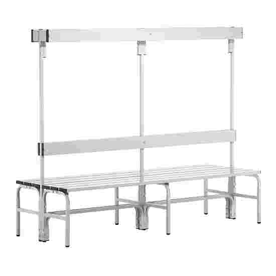 Sypro Wolf Wet Area Changing Benches with Double Backrest 2.00 m, Without shoe shelf