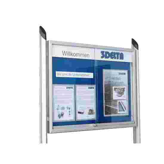 Text Strip For Information Display Units