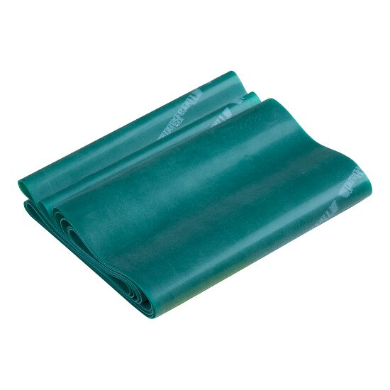 TheraBand 250-cm in a zip-up bag Green, high