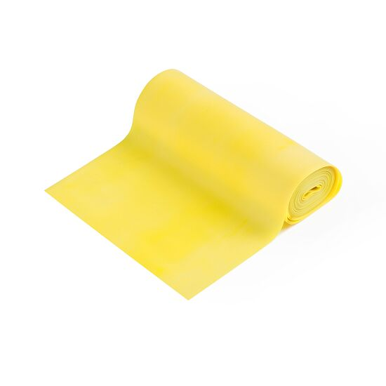 TheraBand 5.5 m Yellow, low