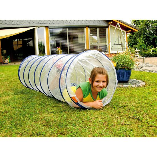 """""""Transparent"""" Spiral Play Tunnel"""