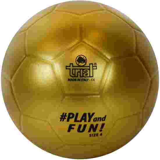 """Trial """"Gold Soccer"""" Football Size 4"""